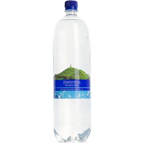 Plastic Bottled Spring Water 1.5 Litre