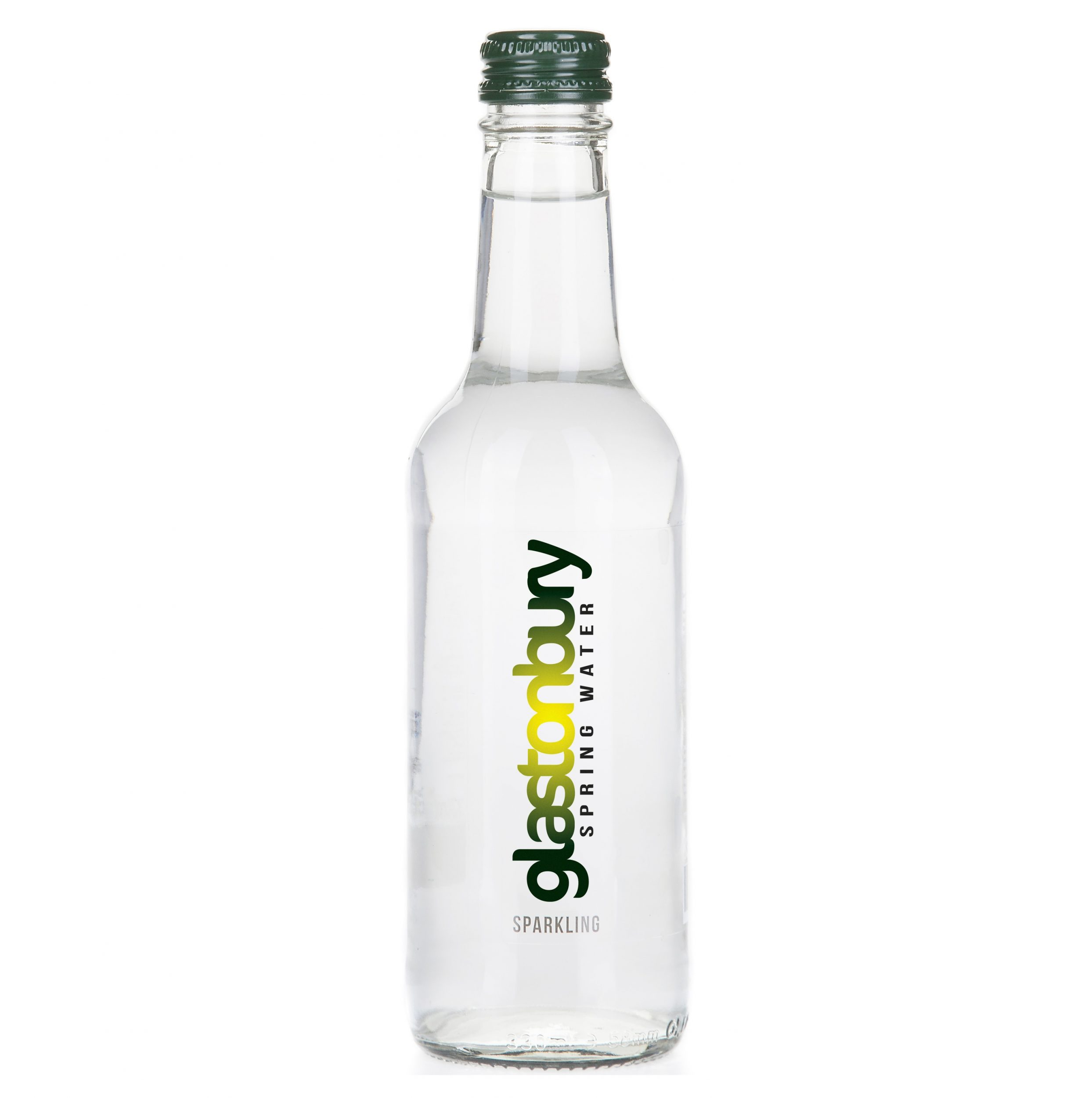 Spring Water 330ml Glass Bottles Glastonbury Spring Water