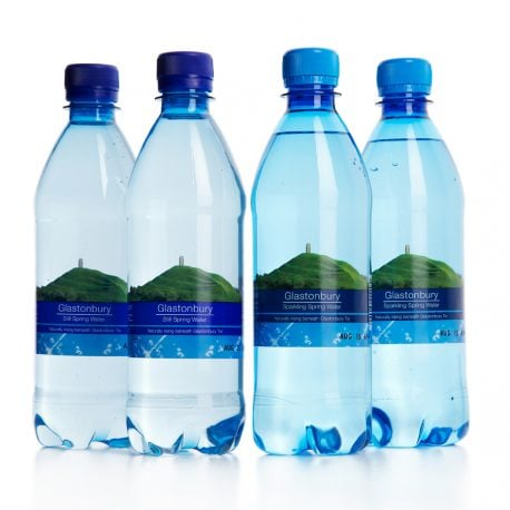 Plastic Bottled Spring Water