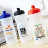 Branded Refillable Bottles