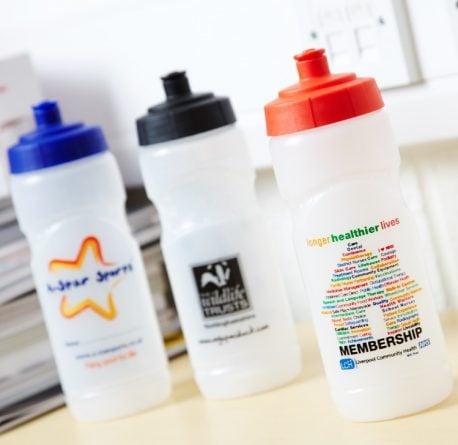 Branded Refillable Bottles