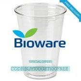 7oz Biodegradable Cups Bioware-Biodegradable-Water-Cups-Cold-Cups