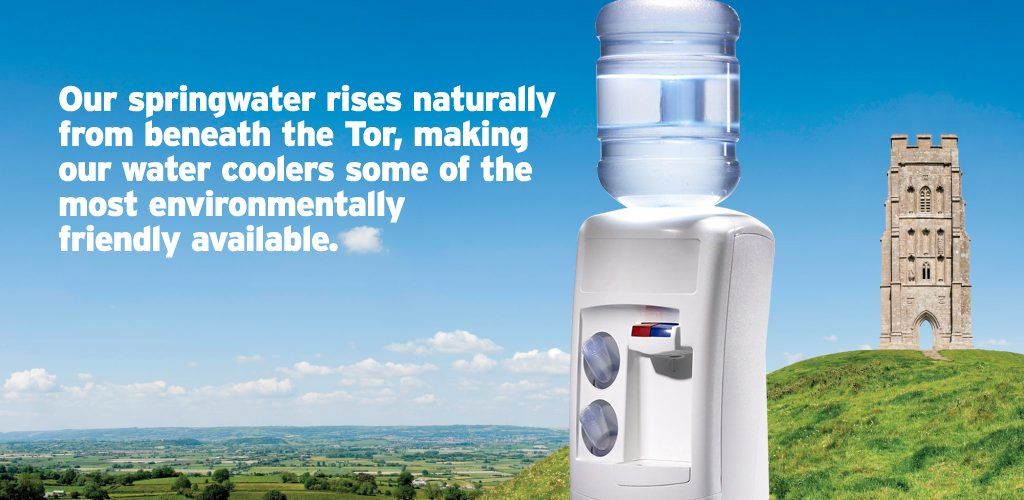 Environmentally friendly water coolers from GSW