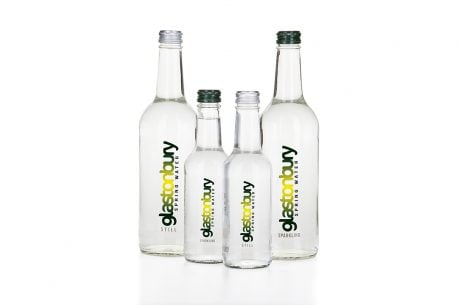 Glass Bottled Spring Water 750ml