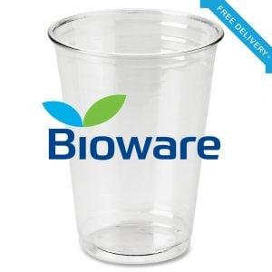 Pint Size Biodegradable Cups 20oz
