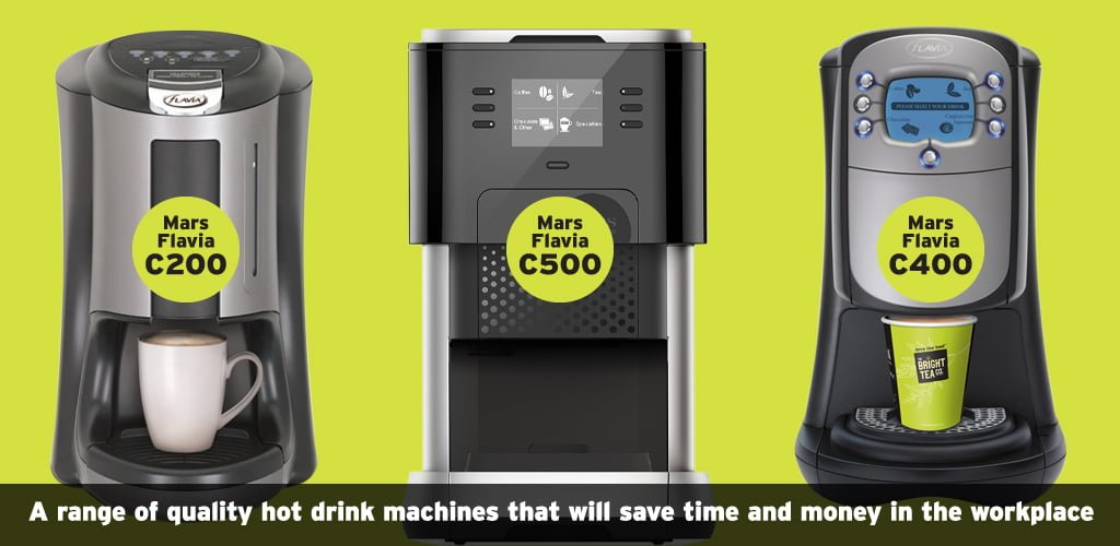 the right coffee machine for your office