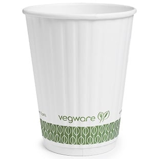 Vegware 12oz Hot Cup
