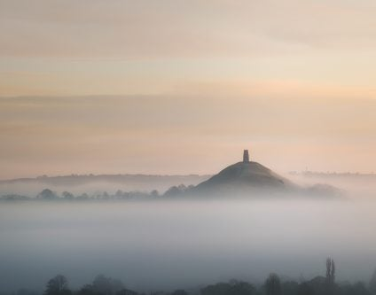 Glastonbury Spring Water sponsors Glastonbury Tor Webcam