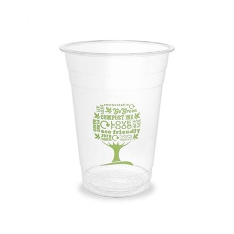 16oz Biodegradable Cup